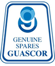 Genuine spare and service parts for Guascor