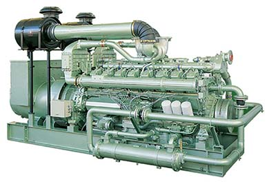 Guascor diesel engines