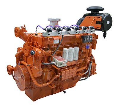 Guascor FG gas engine