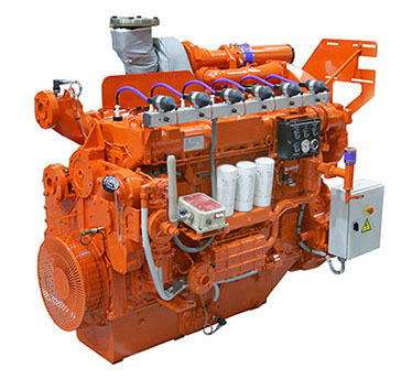 Guascor FGLD gas engine