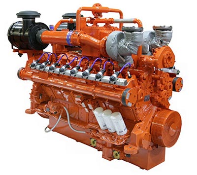 Guascor SFGLD gas engine family