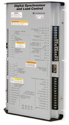 Woodward DSLC Digital Synchronizer and Load Control